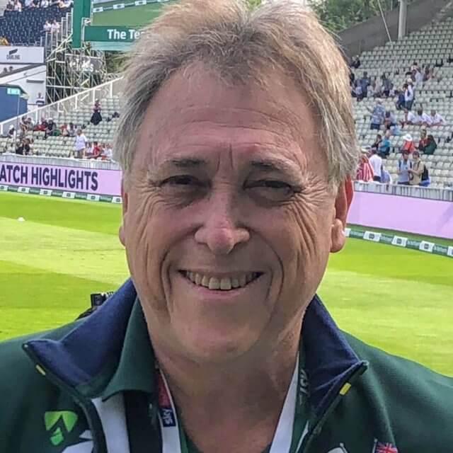 Martin Rossleigh